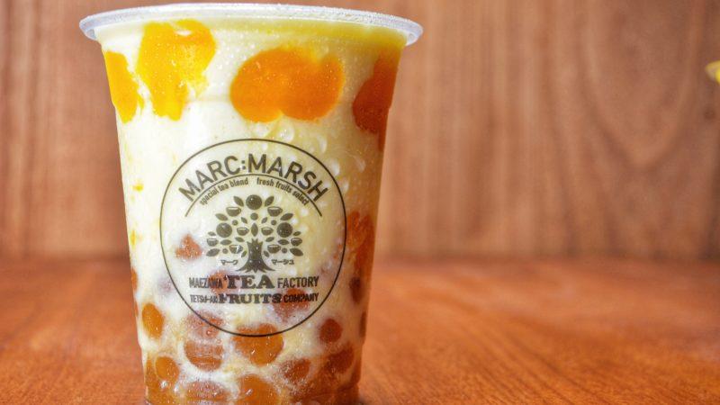 ヨーグルトスムージー マンゴーが人気ランキング急浮上!沖縄マンゴーは旬真っただ中!!